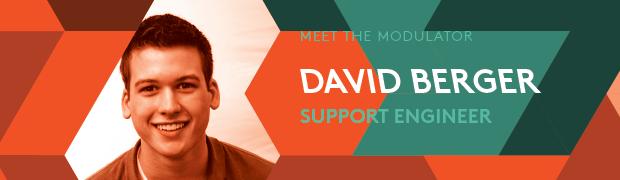 Meet David Berger