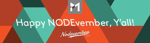 Modulus at Nodevember