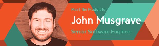 Meet John Musgrave