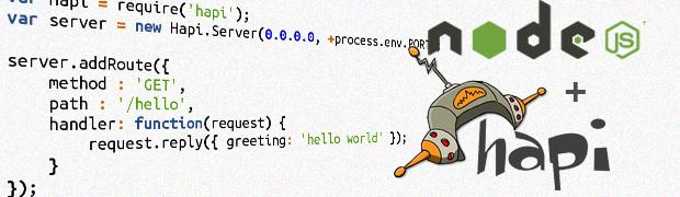 Node.js and Hapi - Creating a REST API