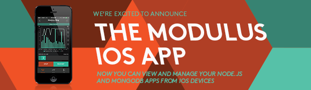 The Modulus iOS Application