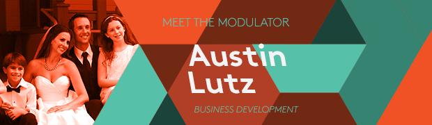 Austin Lutz joins Modulus