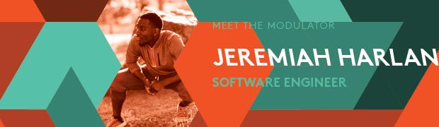 Meet Jeremiah Harlan