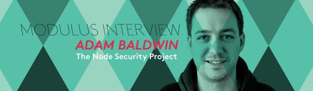 Node Security Project's Adam Baldwin