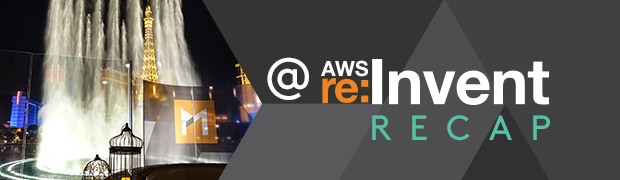 Modulus at AWS re:Invent