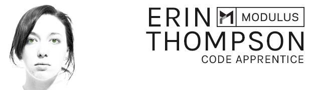 Erin Thompson Joins Modulus