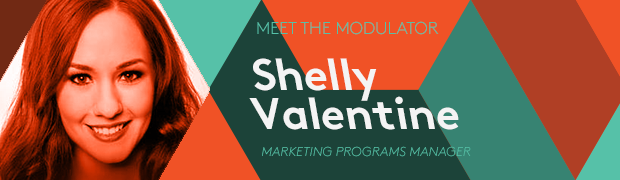 Meet Shelly Valentine!