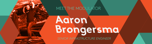 All About Aaron and his love of Ruby and Node.js