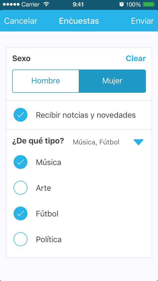 App encuestas