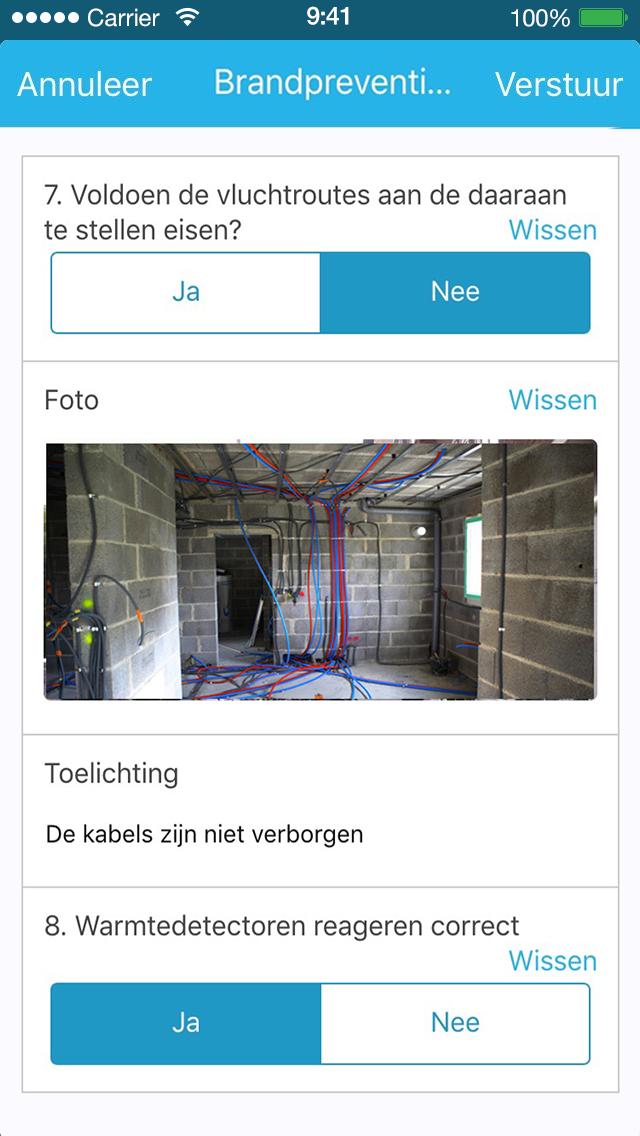 Inspectie app