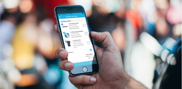 MoreApp bestel app