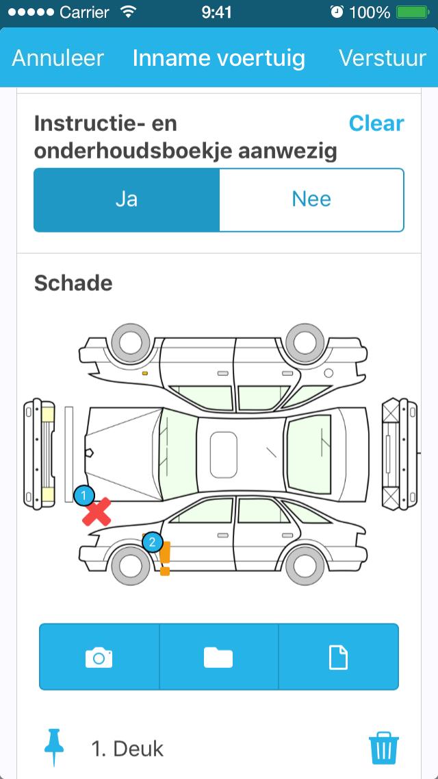 Inname app