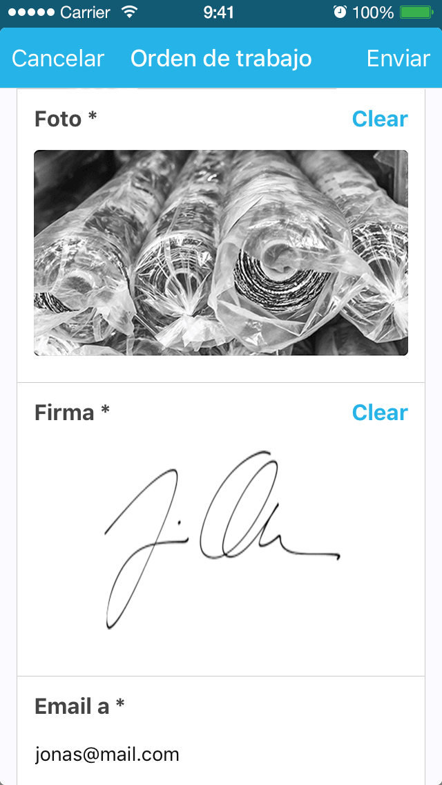 App Formularios