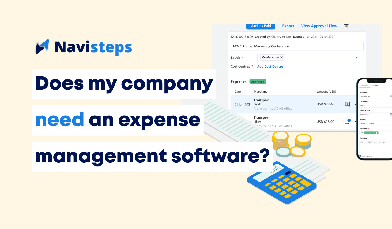 Does my company need an expense management software?