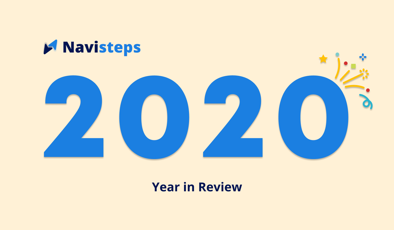 Navisteps Year in Review 2020