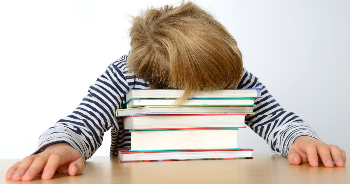 is homework a burden for students