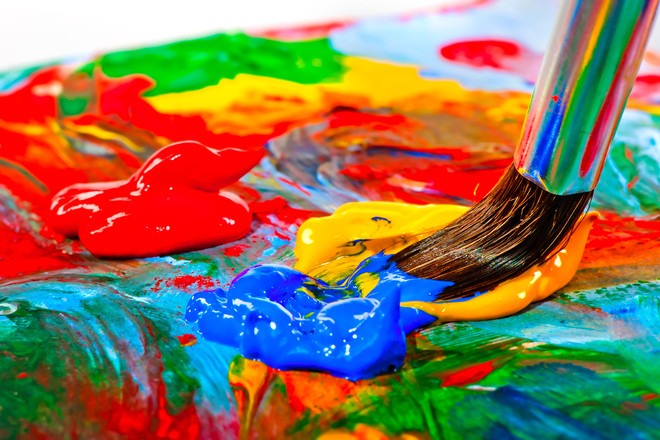 9 painting ideas for children - Children Painting Images