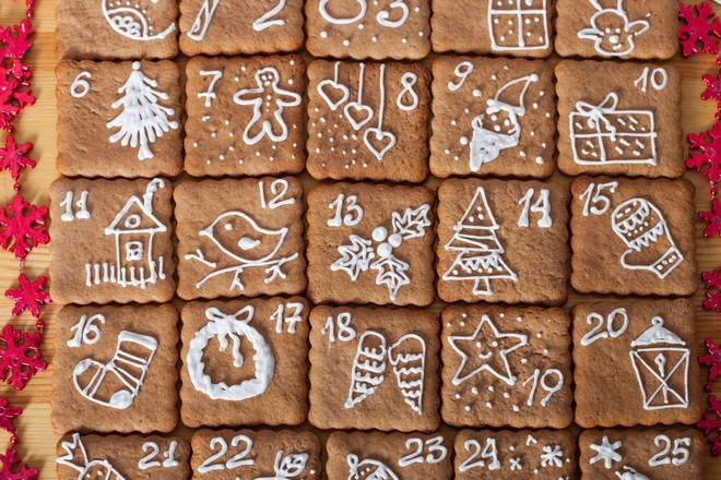 Ideas For Advent Calendar Netmums : Homemade advent calendars netmums