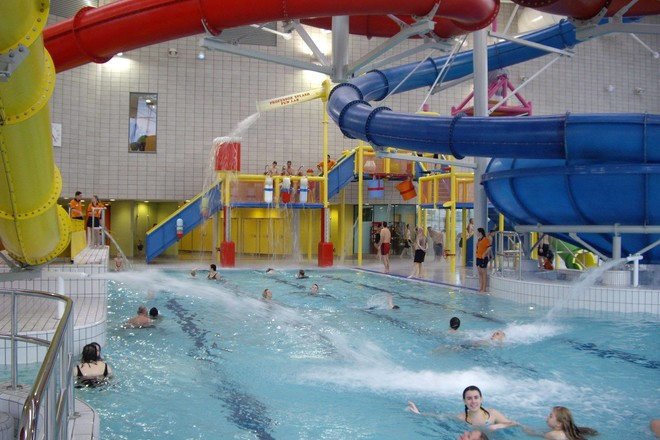 Have Hours Of Fun At Cardiff International Pool