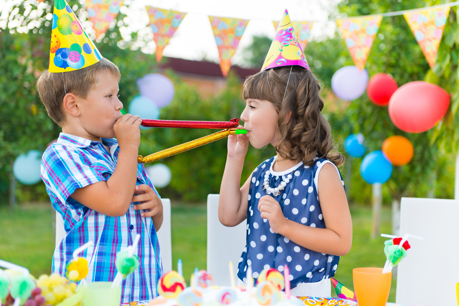 How To Throw A Kids Birthday Party On Budget