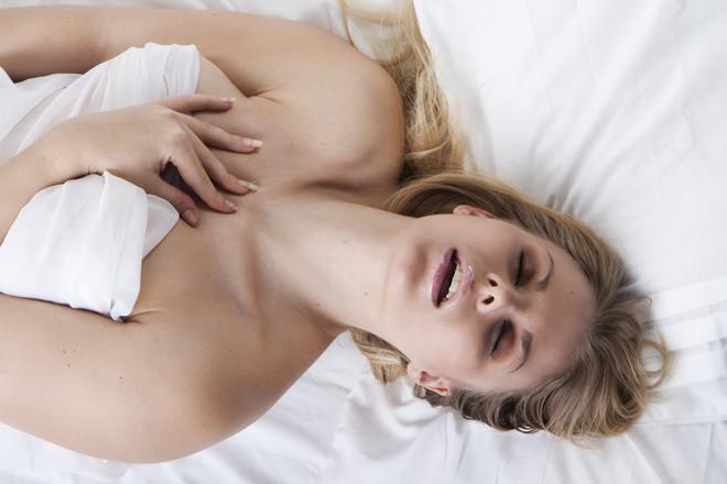 gift piger orgasme