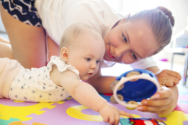 19 ways to help your baby develop through play
