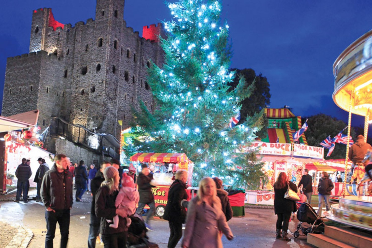 Image result for rochester christmas market