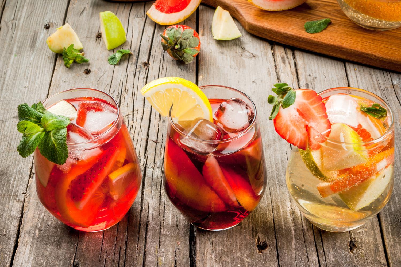Cocktail Ideas For Parties Part - 44: Top Non-alcoholic Cocktail Ideas