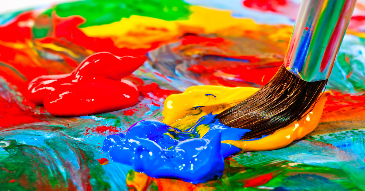 9 painting ideas for children netmums