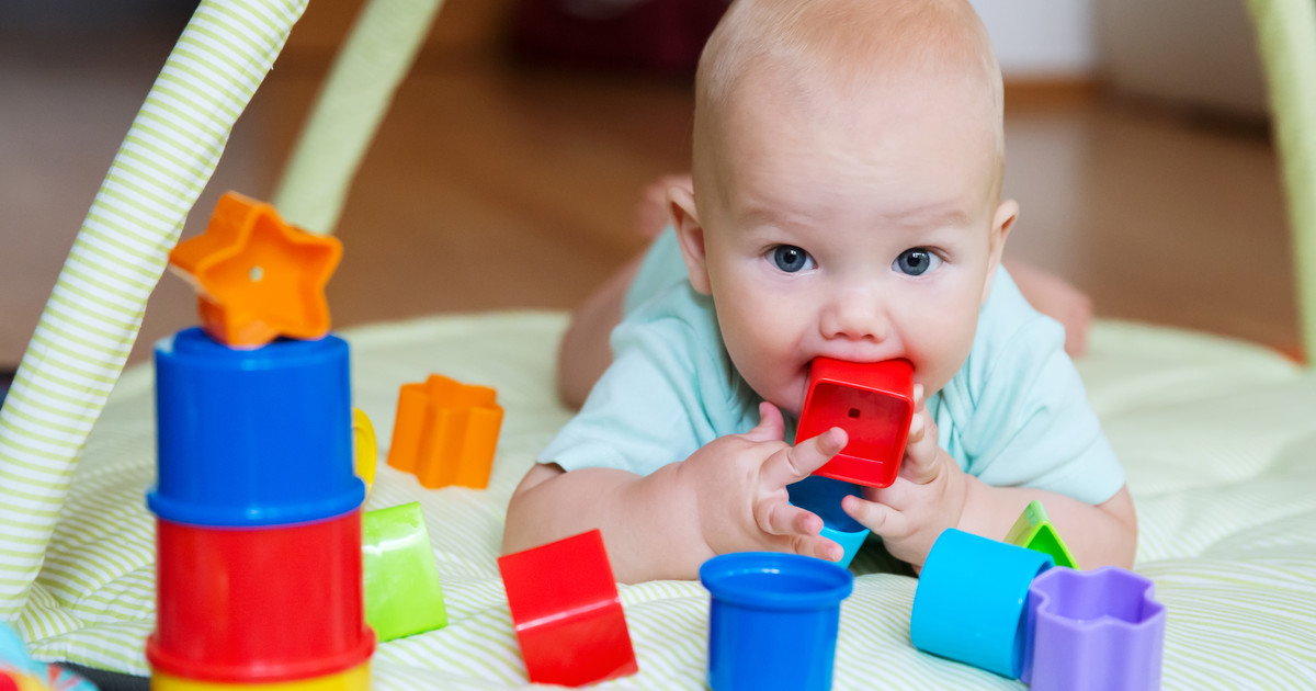 19 Ways To Help Your Baby Develop Through Play Netmums
