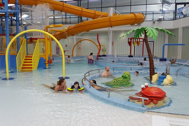 21 Of The Best Swimming Pools With Water Flumes Netmums