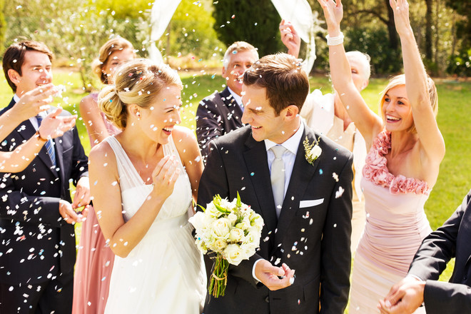 21 Weird And Wonderful Wedding Traditions From Around The