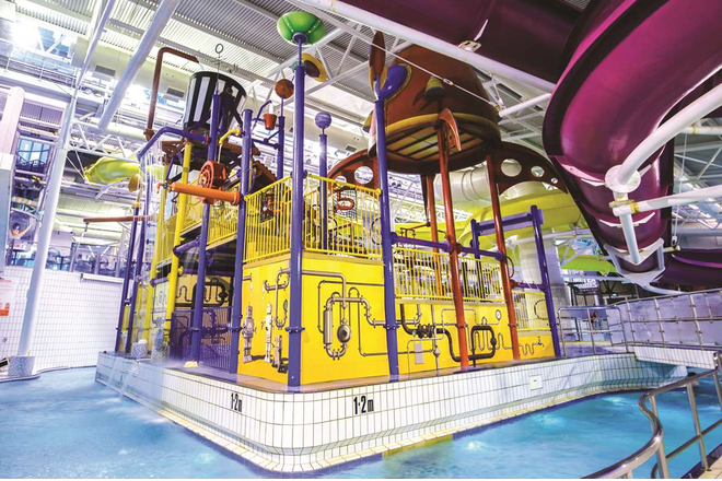 27 Awesome Swimming Pools That Have Wave Machines Netmums