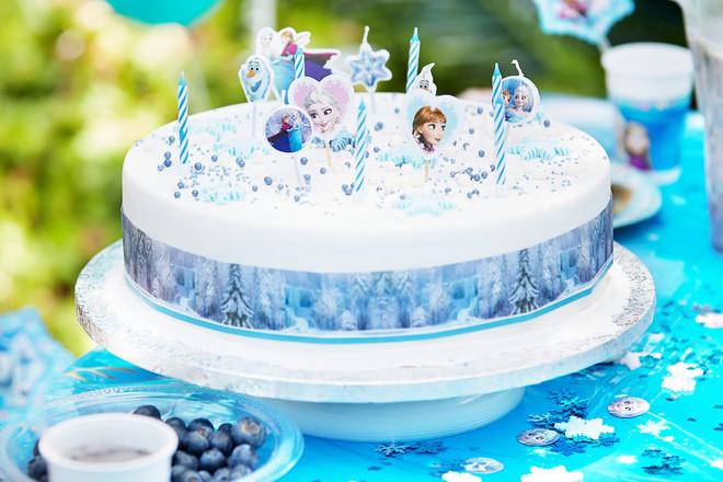 Freezable Cake Recipes Uk: 9 Simple Kids' Birthday Cake Ideas