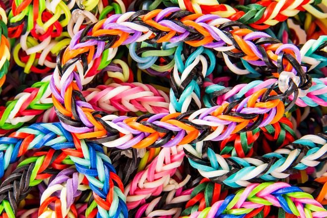 rainbow loom fishtail instructions