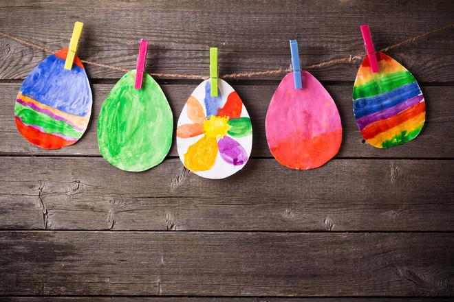 Easy easter crafts for kids netmums