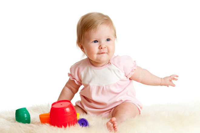 how to help your baby develop
