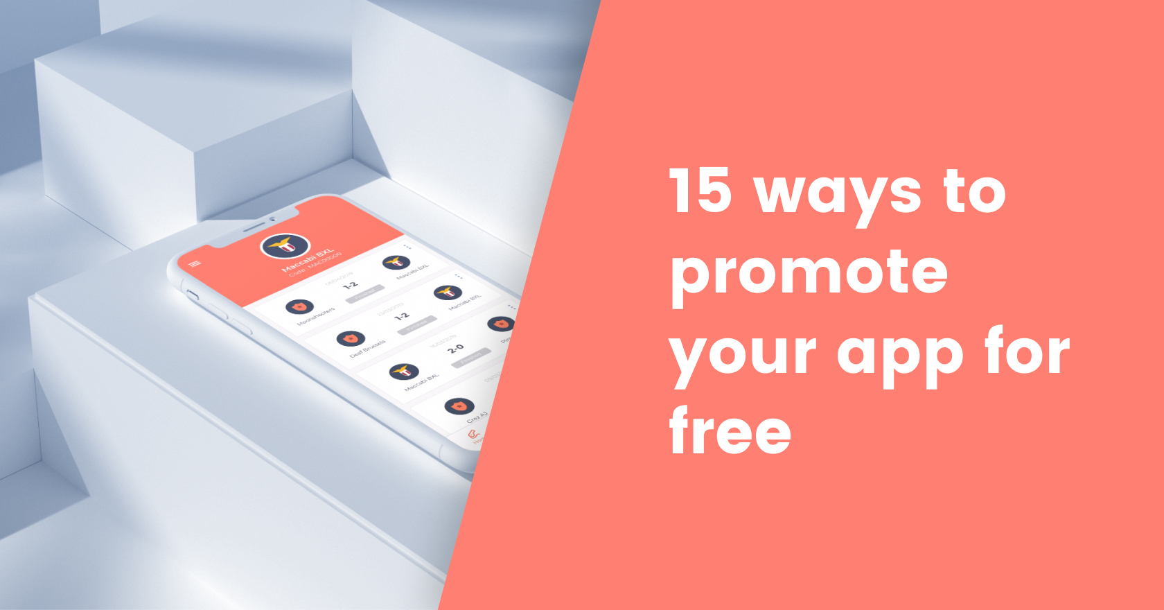 Nightborn - 15 ways to promote your app for free