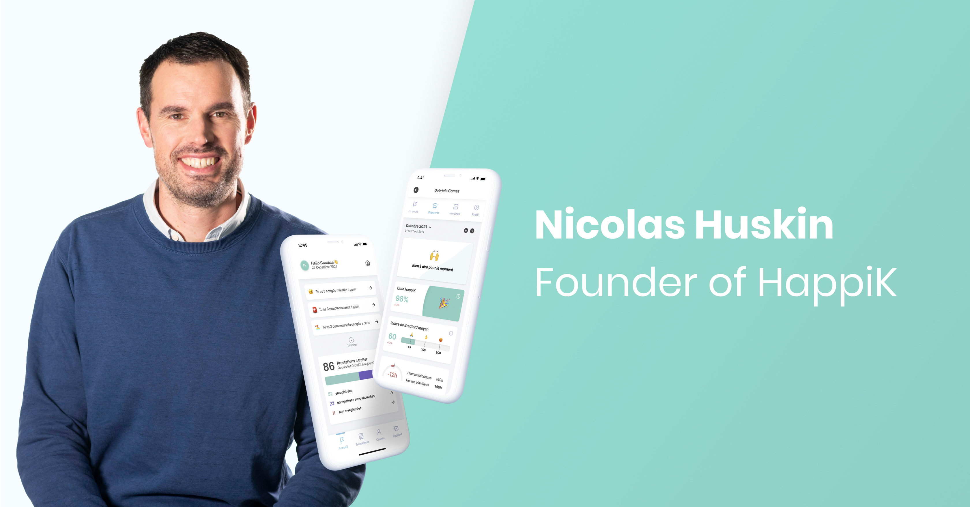 Nightborn - Interview with Nicolas Huskin, founder of HappiK