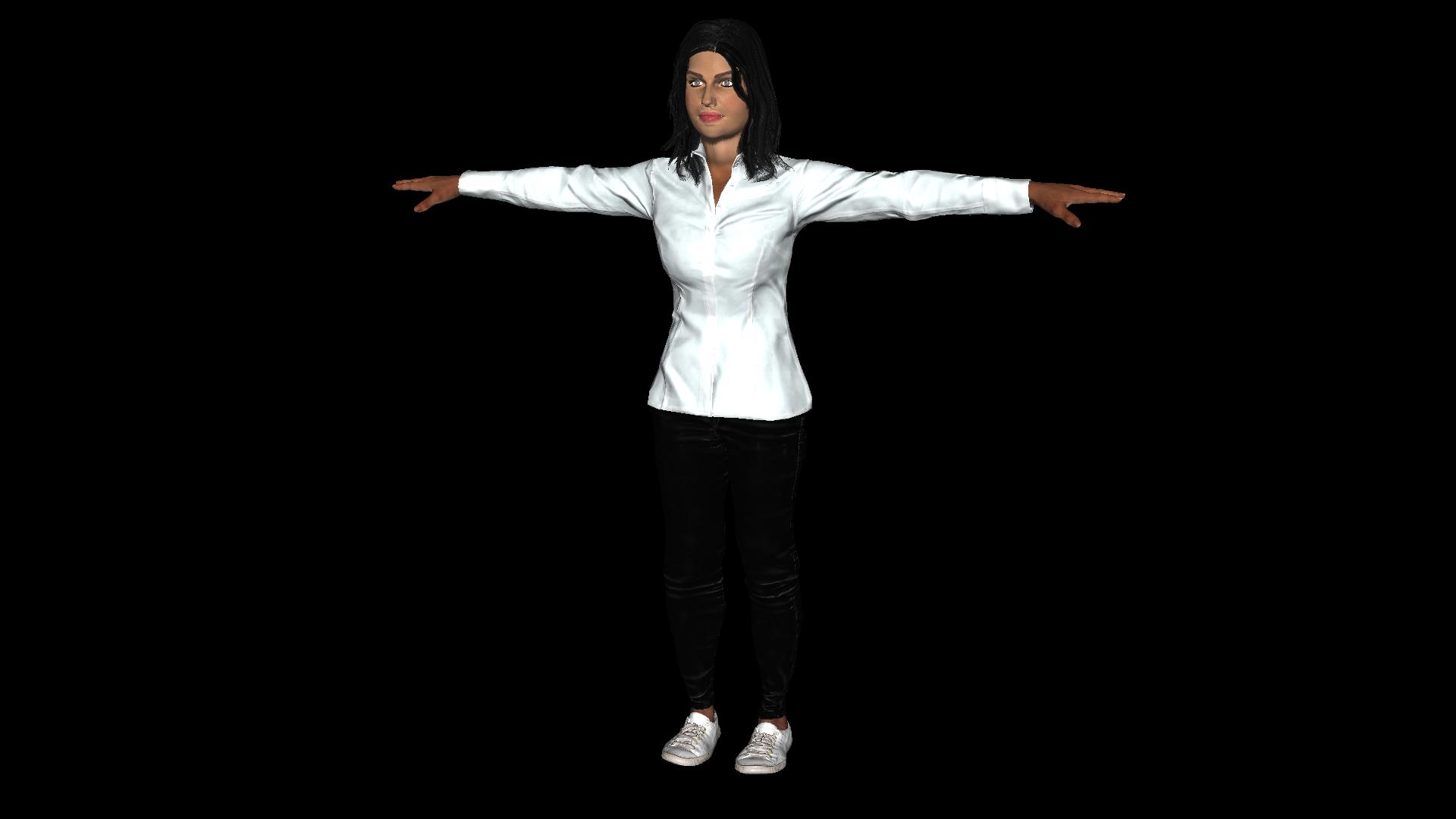 Full Body 3D Avatar
