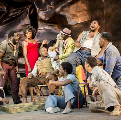 Timothy Sheader in Porgy and Bess