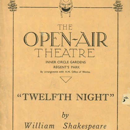 in Twelfth Night
