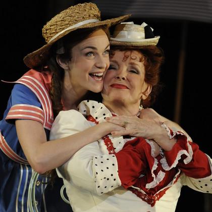 Kate Tydman in Gigi