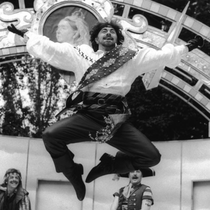 Jimmy Johnston in The Pirates of Penzance