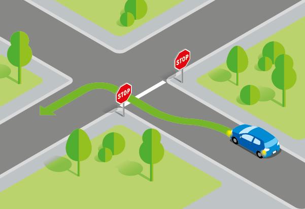 Routes sens unique signalisation et sanctions ornikar - Comment attenuer le bruit d une route ...