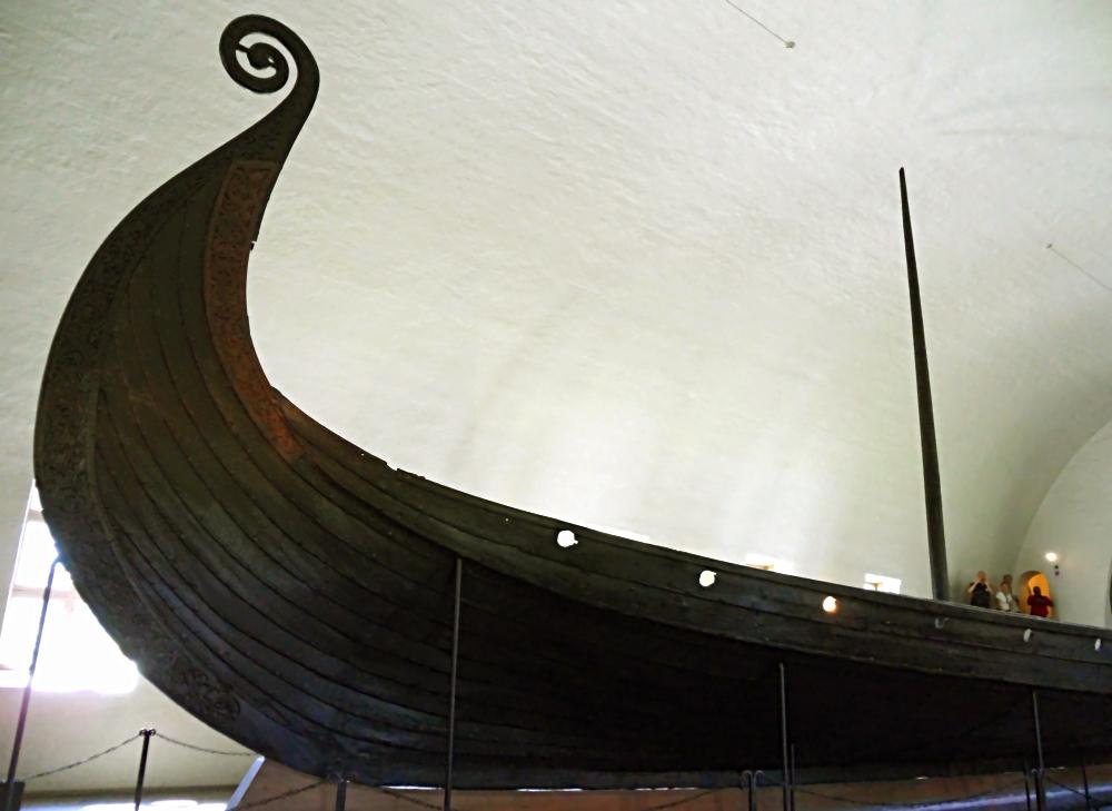 Vikingship museum Oslo Norway