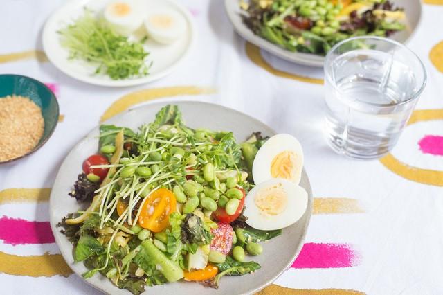 Late Summer Superfood Salad