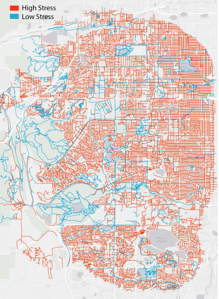 Lakewood, CO before and after state defaults were added.