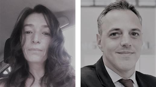 Barbara Cliquet et Guillaume Levrel
