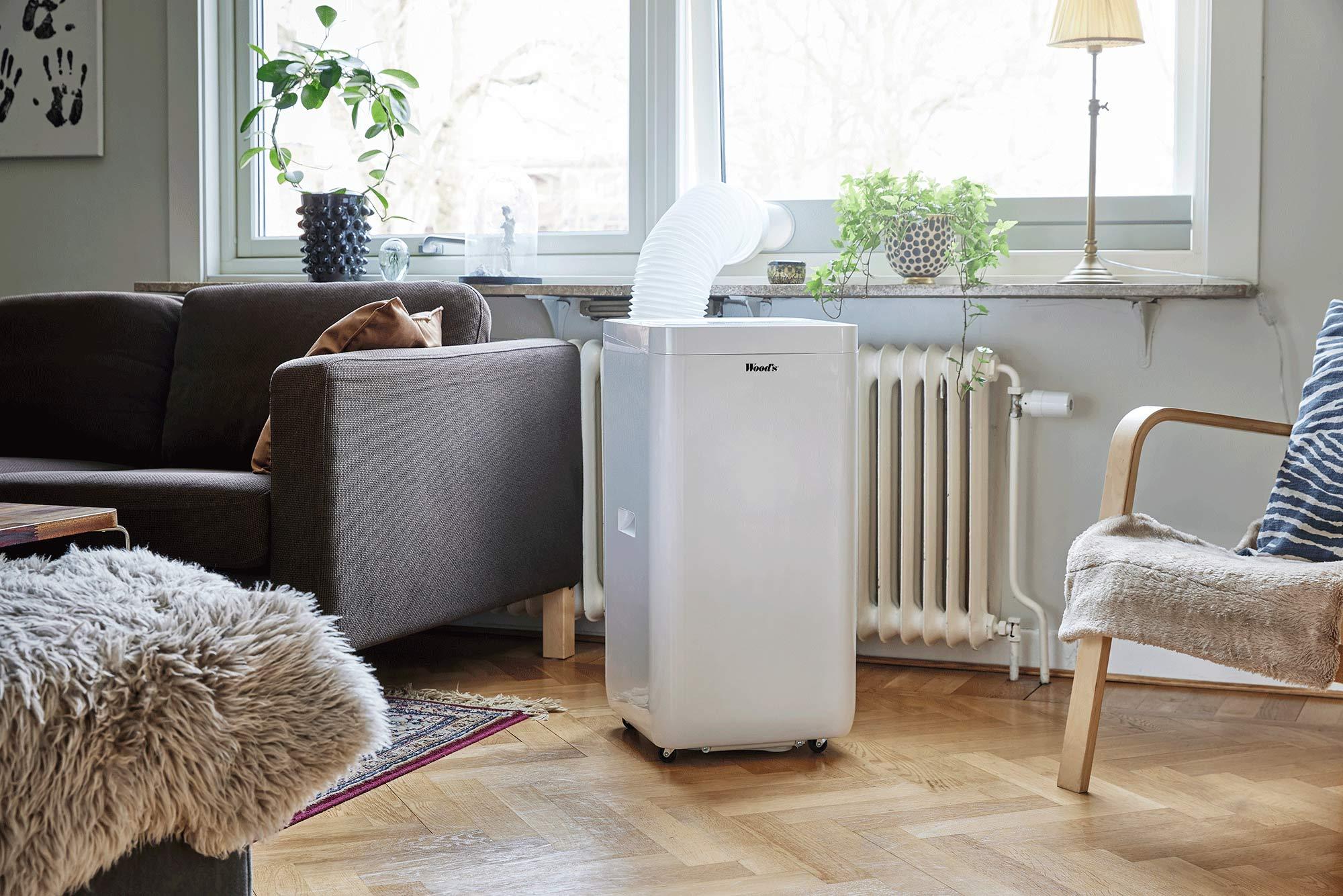 Portabel luftkonditionering